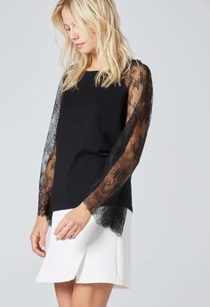 MADOUCE - Claudie Pierlot The sleeves on this sweater are beautiful