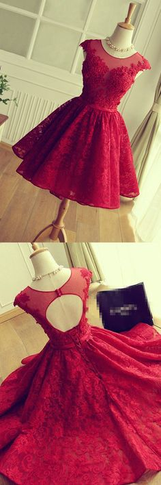 homecoming dresses,red homecoming dresses,gorgeous homecoming dresses,cheap short red prom dresses,fancy homecoming dresses for teens