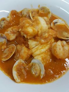 Visit the post for more. Fish Recipes, Seafood Recipes, Cooking Recipes, Healthy Recipes, Cuban Cuisine, Spanish Dishes, Spanish Recipes, Small Meals, Food Humor