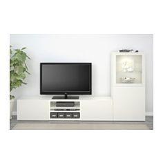 IKEA - LAPPVIKEN, Dør, hvit, , Døra holder tingene dine skjult og støvfrie.