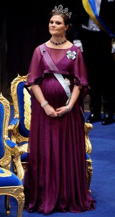Crown Princess Victoria Nobel 2015