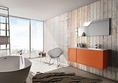 Arreda il tuo #bagno con Free di #Cerasa, aggiungi un tocco di allegria e #design contemporaneo. #homedecor #madeinitaly #interior #bathroomdesign www.gasparinionline.it