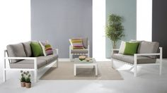 KLARA Outdoor Sofa Suite