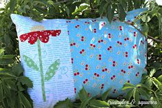 triangles & squares: Crafted Applique & Two Giveaways!