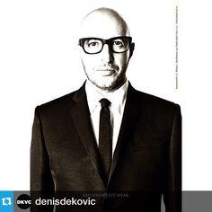 #Saturnino Saturnino: #Repost from @denisdekovic with @repostapp --- . Elegant + Iconic + Bold /// #saturninoeyewear #SatuEyeWear /// Great job @saturnino69 + the Saturnino Eyewear Team /// ❤️❤️❤️