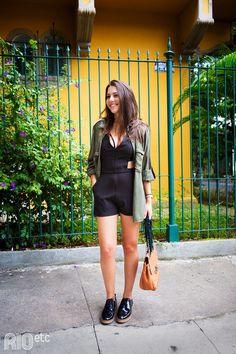 Carolina Jappour dá dicas para quem quer desbravar o outro lado da ponte. Look Fashion, Urban Fashion, Daily Fashion, Fashion Outfits, Fashion Trends, Comfortable Outfits, Casual Outfits, Summer Outfits, Looks Style