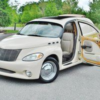 Kevin Engstrom uploaded this image to 'July 01 pt cruiser'. See the album on Photobucket. Pt Cruiser Accessories, Auto Accessories, My Dream Car, Dream Cars, Cruiser Car, Car Man Cave, Chrysler Pt Cruiser, Car Brochure, American Legend