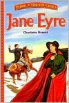 Charlotte Bronte's impassioned novel is the love story of Jane Eyre, a plain yet spirited governess, and her arrogant, brooding Mr. Rochester.