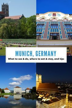A local's travel guide to Munich, Germany. The guide includes famous attractions in Munich, off the beaten path things to see, restaurants in Munich, hotels in Munich, and travel tips for Munich, all from someone who loves the city!  Munich tips