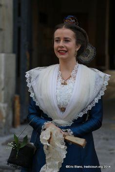 Mandy Graillon, 22e Reine d'Arles - Tradicioun