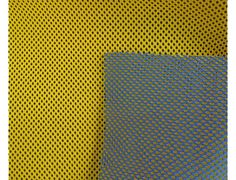 Fukui Warp Knitting of Japan's double raschel mesh is going into high-fashion appaerl.