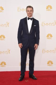 Derek Hough Opens Up on Horrific Past with Bullying (VIDEO) Derek Hough may be one of the most talented (and hottest) dancers in Hollywood, but according to what he revealed at GLSEN's Respect Awards, the dancer went through some pretty traumatic bullying when he was young.