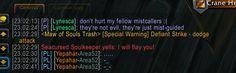 Got 'em with a dad joke in Maw of Souls #worldofwarcraft #blizzard #Hearthstone #wow #Warcraft #BlizzardCS #gaming