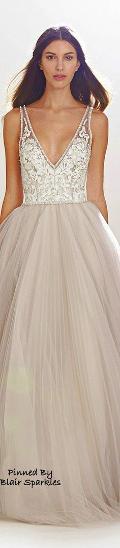 Fall Bridal Collection 2016 Carolina Herrera ~ ♕♚εїз | BLAIR SPARKLES |