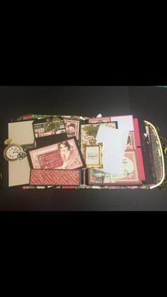 Coin Purse Mini Album created by crafter Kimberly Woolsey.   Click on the link below to purchase the tutorial.   http://shop.paperphenomenon.com/Coin-Purse-Tutorial-Video-Combo-tutvid00119.htm