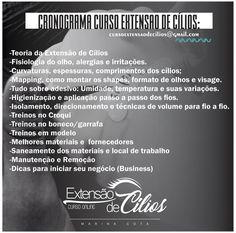 www.cursoextensaodecilios.com.br Curso Extensão de Cílios Online