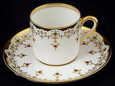 Porcelain Tiles In China Coffee Cups And Saucers, Tea Cup Saucer, Tea Cups, Tea Rose Garden, Roses Garden, Turkish Coffee Cups, Vintage Cups, Fun Cup, My Cup Of Tea