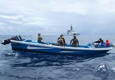 The Coast Guard Cutter Bertholf interdicted a go-fast vessel in the Eastern Pacific Ocean off the Coast of Central America. The Bertholf's crew boarded the boat and interdicted approximately 1,395 pounds of cocaine and three suspected smugglers. Coast Guard Cutter, Pacific Ocean, Central America, Law Enforcement, San Diego, United States, Military, Boats, Ships