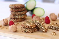 Cookies de quinoa y calabacín. deliciosas, sin azúcar y muy sencillas de preparar Snack, Food Hacks, Healthy Recipes, Healthy Food, Almond, Recipies, Tips, Outfits, Quinoa Cookies