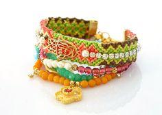 Cute bracelet by Bosphorushandmade