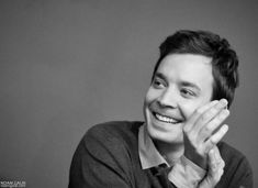 Everyone looks so much better when they smile. -Jimmy Fallon LOVE IT. Jimmy Fallon has my heart