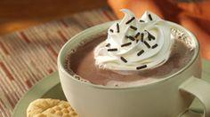 ReadySetEat - Peanut Butter Hot Chocolate - Recipes