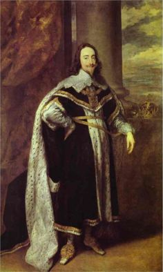 Anthony van Dyck, Charles I, King of England, 1636