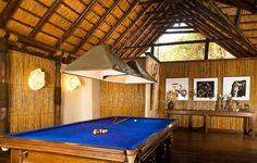 Lion Camp  Zambia relaxation