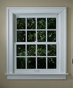 Examples Of Window Trim | Trimming A Window Correctly Is One Job That  Begins With Good Design .