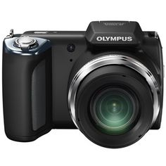 @Overstock - Take the perfect picture with this quality digital camera from Olympus. The 16MP camera with 21-times zoom allows you take close-up pictures, even from a distance. Instantly review your shot with the convenient three-inch screen.http://www.overstock.com/Electronics/Olympus-SP-620UZ-16MP-Black-Digital-Camera/6498976/product.html?CID=214117 $199.98