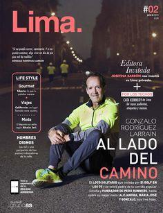 Lima - Edición 2  Gonzalo Rodriguez Larraín: Al lado del camino