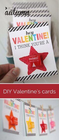 Last Minute Valentines {My Favorite Pins Edition}
