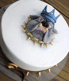 Cake by Connie Derks..