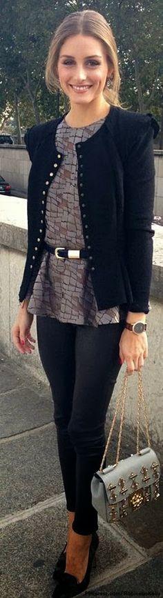 Olivia Palermo   Fashion & Lifestyle Inspiration on MagnoliaStyles.bl...