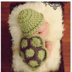 The Cutest Crochet Baby Outfits Around!