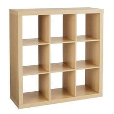 9 Cube Storage Unit http://bobbiejosonestopshop.com/products/9-cube-storage-unit  #BobbieJosOneStopShop #Storage #Organizer #Bookshelf #Shelves #Cubby #Baskets #Bins #Playroom #HomeOffice #Furniture #DisplayUnit