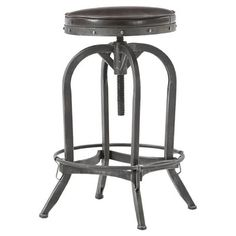 Bon Oria Adjustable Height Swivel Bar Stool | Library Tables | Pinterest | Bar  Stool, Stools And Counter Stool