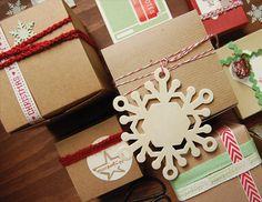gift wrap ideas | #madeinthefold