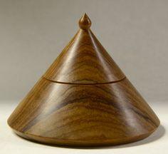 Olive Wood Turned Box by WoodturningCottage on Etsy https://www.etsy.com/listing/168345683/olive-wood-turned-box
