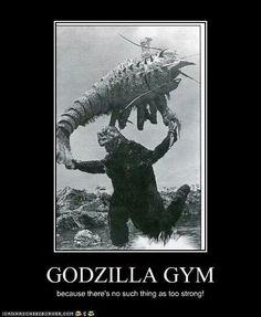 I got this!! #Godzilla