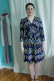 Pattern Reviews> McCall's> 5974 (The Perfect Knit Dress)