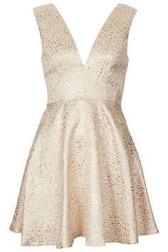 TopShop plunge dress! Love