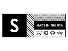 Neck tag design by Jason Carne