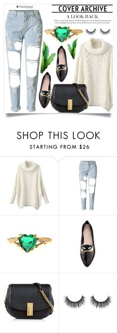 """Pre Adored 9/VI"" by amra-mak ❤ liked on Polyvore featuring Kate Spade, Marc Jacobs and PreAdored"