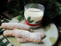 Mennonite Girls Can Cook: Shortbread Pecan Fingers