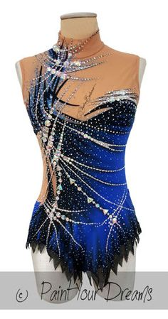 RG custom leotard leotard number 84