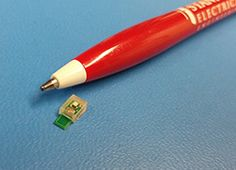 Sound-powered Microchip Monitors the Body