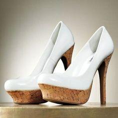 Jennifer Lopez Platform High Heels so cute - $40 at Kohl's. by silvia