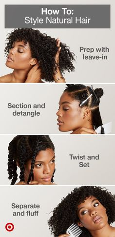 Learn protective styles for natural hair so it stays healthy—from twist outs to silk press. Learn protective styles for natural hair so it stays healthy—from twist outs to silk press. Natural Hair Care Tips, Curly Hair Tips, Curly Hair Care, Natural Hair Growth, Natural Hair Journey, Curly Hair Styles, Natural Beauty, Protective Styles For Natural Hair Short, Hair Twist Styles