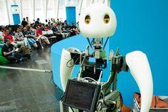 Berliner Morgenpost: Weltgrößtes Technologiefestival kommt nach Berlin. Campus Party, Espresso Machine, Europe, Technology, World, Espresso Coffee Machine, Coffee Machines